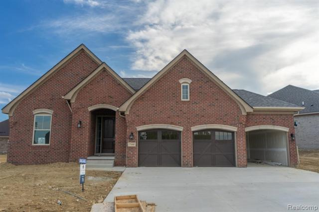 7160 Middlecoff Drive, Washington Twp, MI 48094 (#219017303) :: Team Sanford