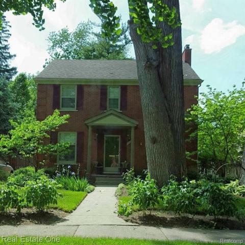 25831 Ivanhoe, Huntington Woods, MI 48070 (#219017596) :: Keller Williams West Bloomfield