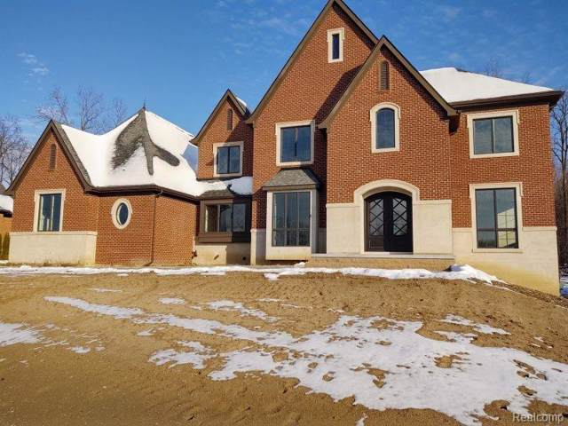 49026 Veneto Drive, Novi, MI 48167 (#219018199) :: The Buckley Jolley Real Estate Team