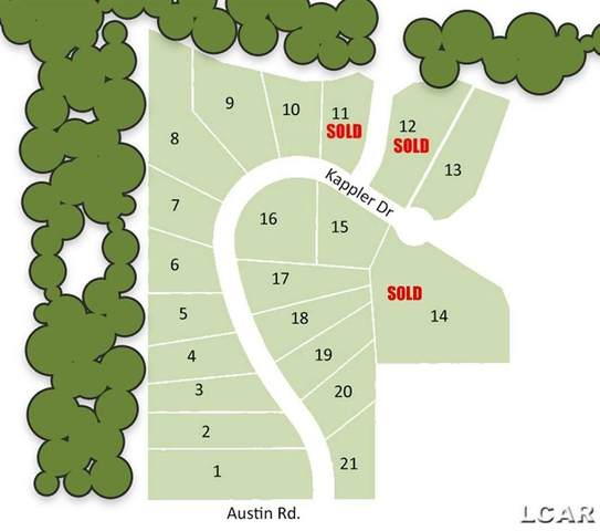 21 Kappler Dr, NORVELL TWP, MI 49263 (#56031372583) :: Real Estate For A CAUSE