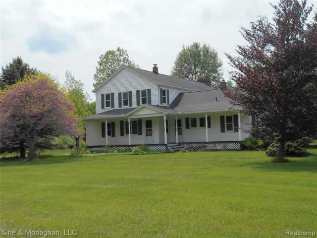 4080 Mckinley Road, China Twp, MI 48054 (#219020521) :: The Buckley Jolley Real Estate Team