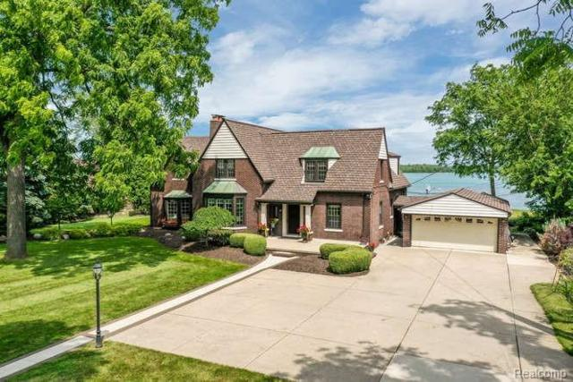26029 E River Road, Grosse Ile Twp, MI 48138 (#219022122) :: The Buckley Jolley Real Estate Team