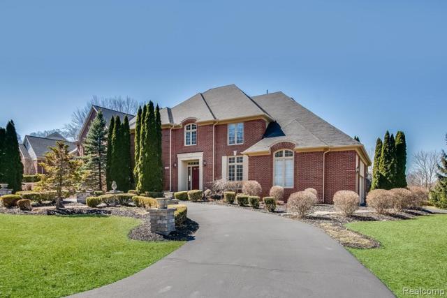 3412 Hidden Oaks Lane, West Bloomfield Twp, MI 48324 (#219023435) :: RE/MAX Classic