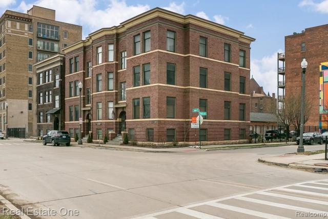 112 Watson 23/4, Detroit, MI 48201 (#219029797) :: The Buckley Jolley Real Estate Team