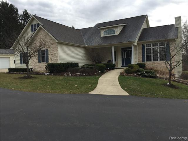 1764 Gray Road, Oregon Twp, MI 48446 (#219030888) :: RE/MAX Nexus