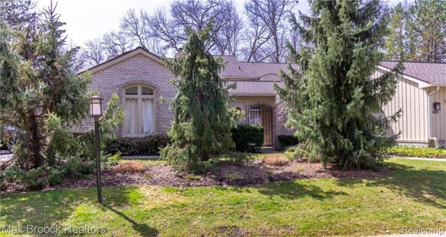 1234 Woodcrest Circle, Bloomfield Twp, MI 48304 (#219031619) :: The Buckley Jolley Real Estate Team