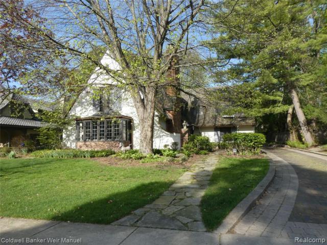 508 Linden Road, Birmingham, MI 48009 (#219033763) :: The Alex Nugent Team   Real Estate One