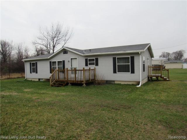 1570 E Lakeville Road, Oxford Twp, MI 48371 (#219034014) :: RE/MAX Nexus