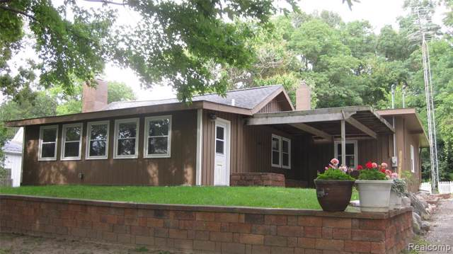 537 Oakdale Dr, Lyndon Twp, MI 48118 (#219034442) :: The Alex Nugent Team | Real Estate One