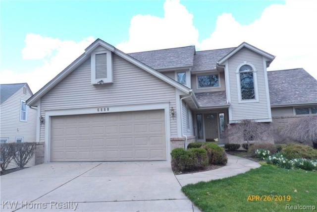 6888 Colony Drive, West Bloomfield Twp, MI 48323 (#219034747) :: RE/MAX Classic