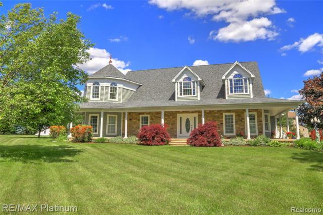 7244 Salem Road, Salem Twp, MI 48170 (#219034940) :: The Buckley Jolley Real Estate Team