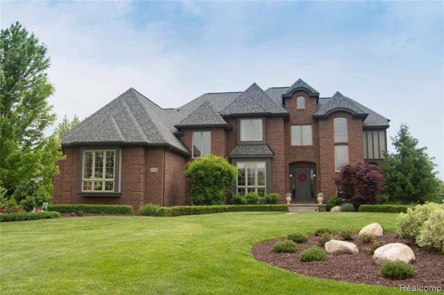 3536 Hawthorn Crt, Oakland Twp, MI 48363 (#219035602) :: The Buckley Jolley Real Estate Team