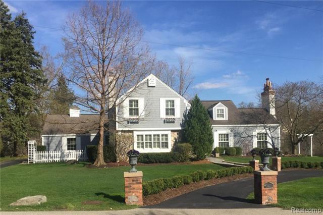 275 Barden Road, Bloomfield Hills, MI 48304 (#219035657) :: RE/MAX Classic