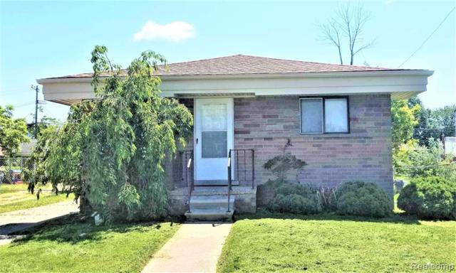101 Beyne Street, Mt. Clemens, MI 48043 (#219036993) :: The Buckley Jolley Real Estate Team