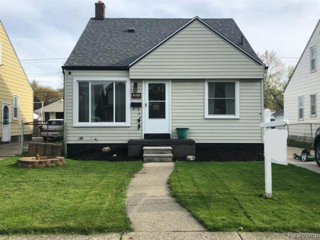 1557 Liberty Avenue, Lincoln Park, MI 48146 (#219038292) :: The Buckley Jolley Real Estate Team