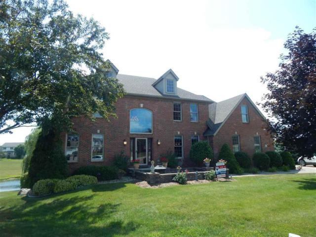 12272 Morningside Circle, Grand Blanc, MI 48439 (#5031378501) :: The Buckley Jolley Real Estate Team