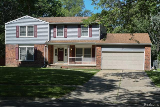 207 Bellewood Drive, Flushing, MI 48433 (#219040512) :: RE/MAX Classic