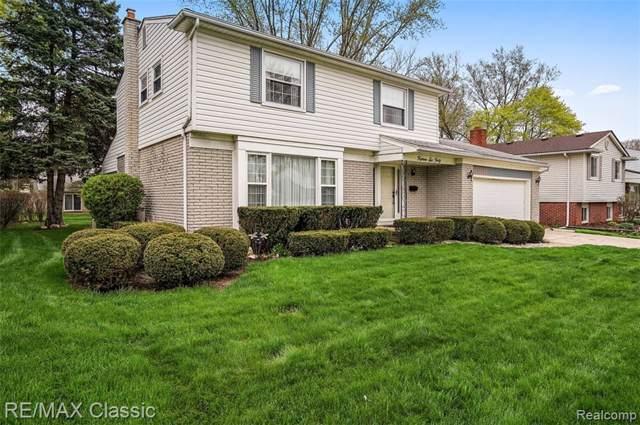 15640 Huff Street, Livonia, MI 48154 (#219040720) :: The Buckley Jolley Real Estate Team
