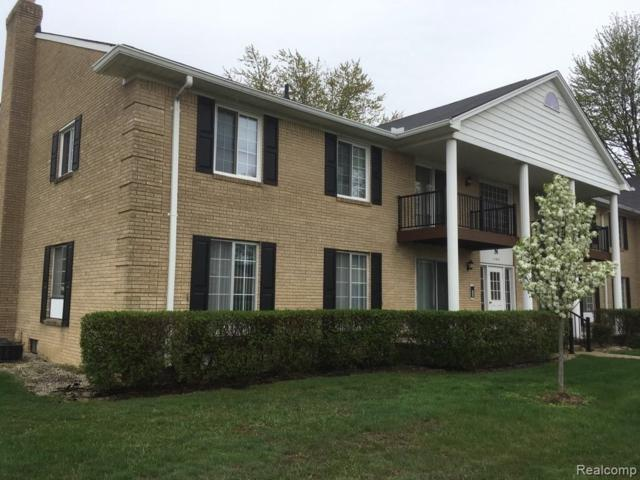11845 Ina Drive #46, Sterling Heights, MI 48312 (#219042528) :: The Buckley Jolley Real Estate Team