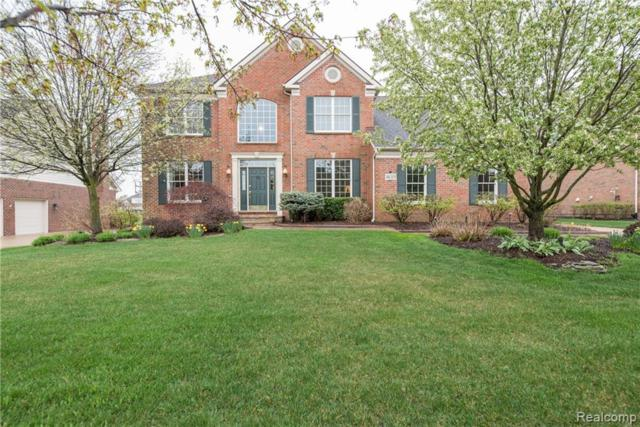 46319 Pinehurst Drive, Northville Twp, MI 48168 (MLS #219042772) :: The Toth Team