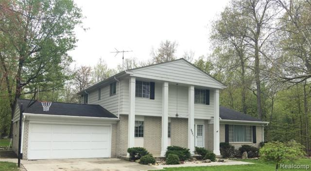 6801 Rattalee Lake Road, Independence Twp, MI 48348 (MLS #219045238) :: The Toth Team
