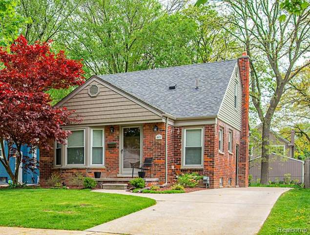 1977 Washington Boulevard, Birmingham, MI 48009 (#219045563) :: RE/MAX Classic