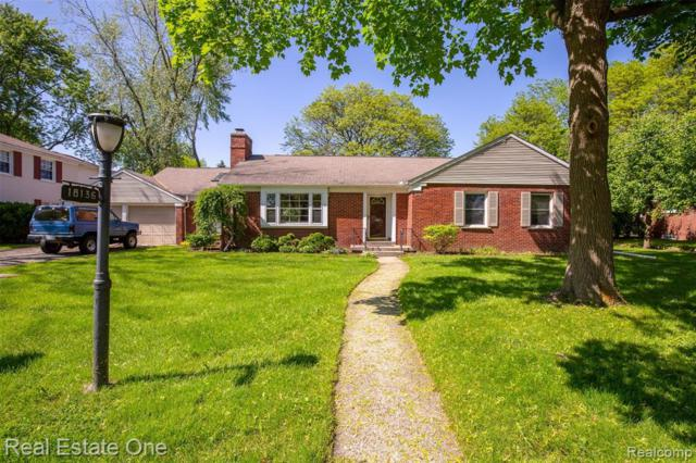 18136 Dunblaine Avenue, Beverly Hills Vlg, MI 48025 (#219047708) :: The Buckley Jolley Real Estate Team