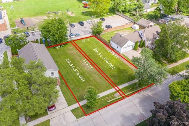 364 Boschma Street, Clawson, MI 48017 (#219048084) :: The Buckley Jolley Real Estate Team