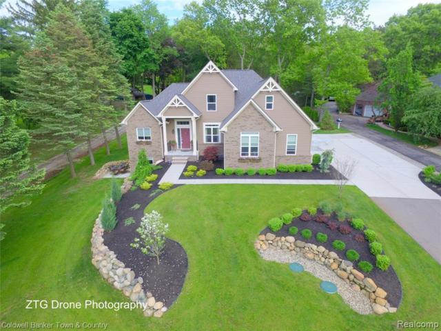 1883 S Milford Road, Milford Twp, MI 48381 (#219050079) :: The Alex Nugent Team | Real Estate One