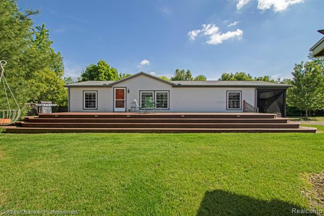 6631 Wagner Road, Goodland Twp, MI 48444 (#219053707) :: Alan Brown Group