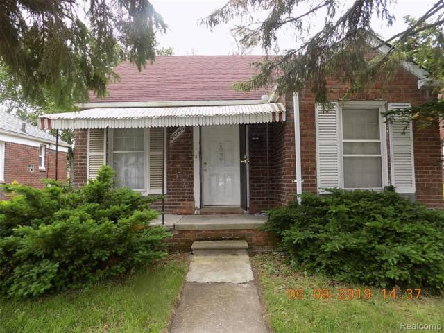 20146 Gallagher Street, Detroit, MI 48234 (MLS #219054469) :: The Toth Team
