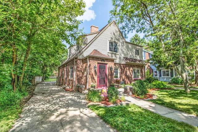 111 Fairview Street, Ann Arbor, MI 48103 (#543266897) :: The Mulvihill Group