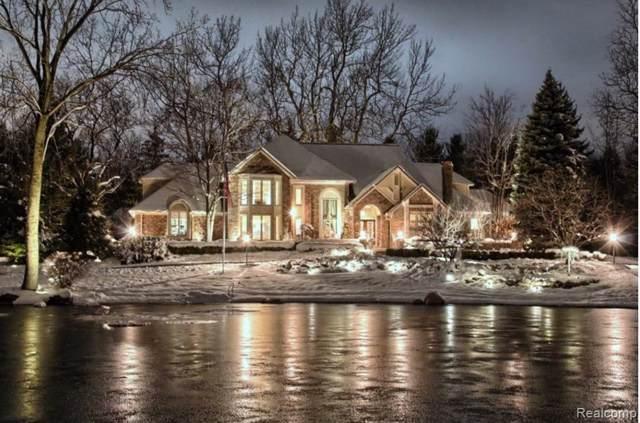 1965 Oak Pointe Drive, Rochester Hills, MI 48306 (#219069131) :: The Buckley Jolley Real Estate Team