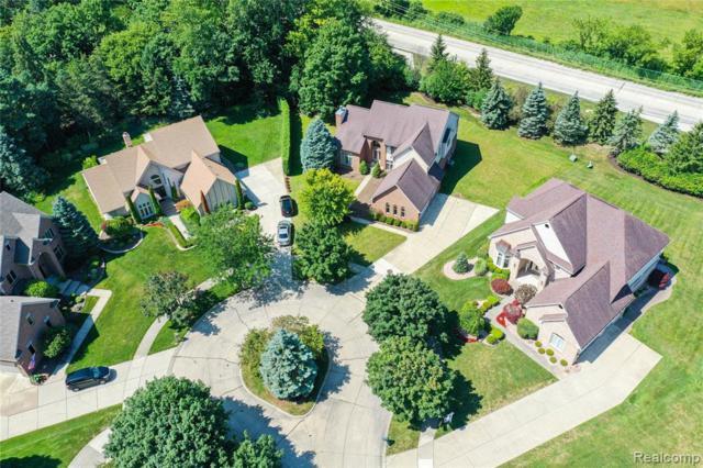 8059 Lillian Court, Canton Twp, MI 48187 (#219073382) :: RE/MAX Classic