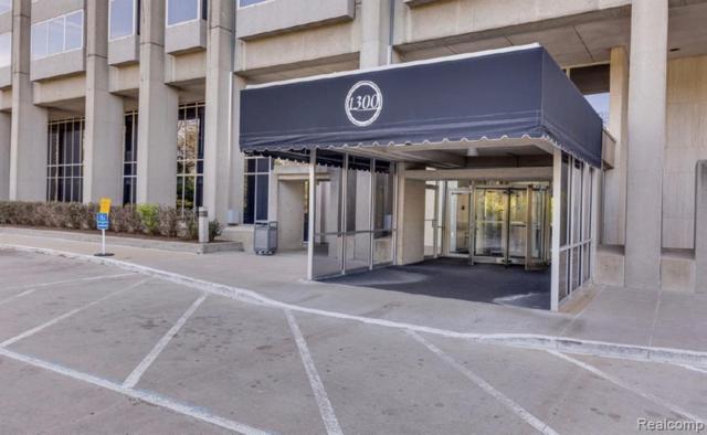 1300 Lafayette #502, Detroit, MI 48207 (#219074665) :: The Buckley Jolley Real Estate Team