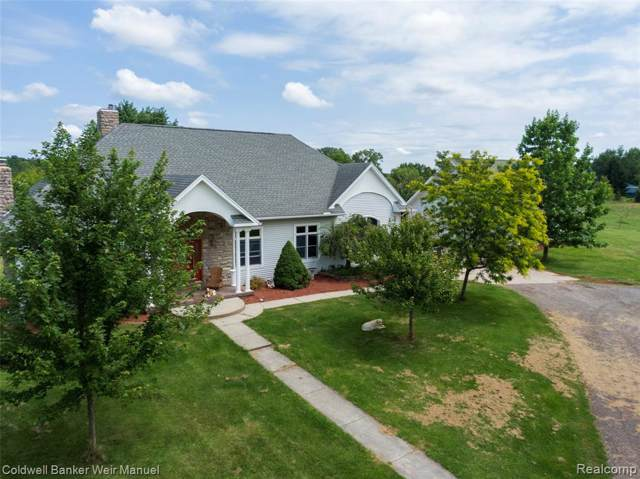 3966 Loves Creek Drive, Marion Twp, MI 48843 (#219075506) :: The Buckley Jolley Real Estate Team