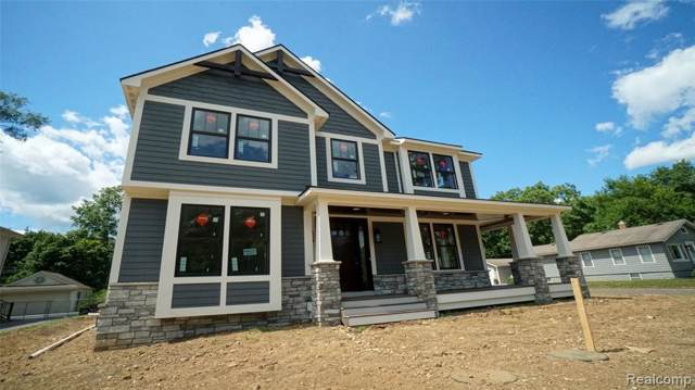 19691 Clement Road, Northville Twp, MI 48167 (#219078373) :: RE/MAX Classic