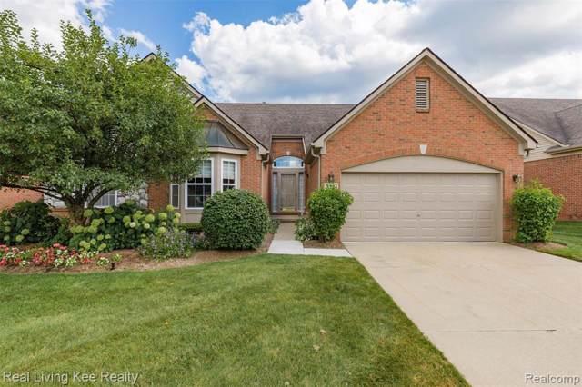 3581 Lexington Dr, Auburn Hills, MI 48326 (#219080660) :: The Buckley Jolley Real Estate Team