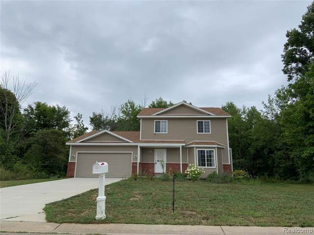 5149 High Oaks, Grand Blanc Twp, MI 48439 (#219081463) :: The Buckley Jolley Real Estate Team