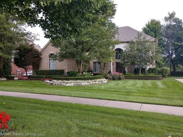 13341 Towering Oaks Drive, Shelby Twp, MI 48315 (#219082775) :: The Buckley Jolley Real Estate Team