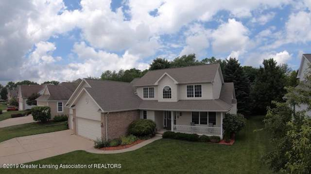 5589 Star Flower Drive, Meridian Charter Twp, MI 48840 (#630000239810) :: Alan Brown Group
