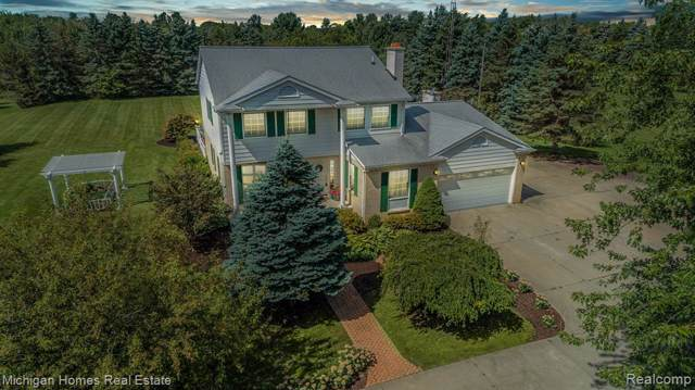 10230 Halsey Road, Grand Blanc Twp, MI 48439 (MLS #219083766) :: The Toth Team