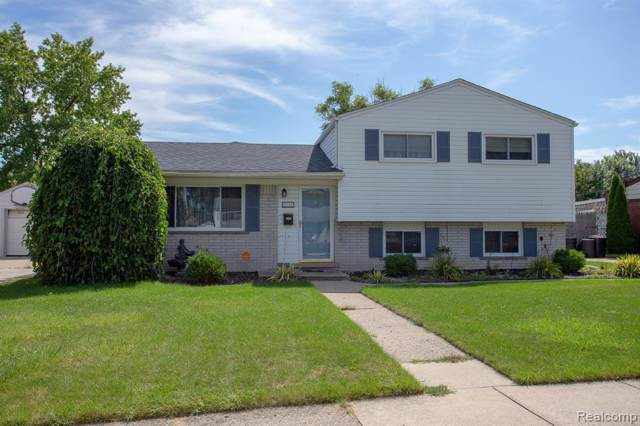 2724 Pall Mall Drive, Sterling Heights, MI 48310 (#219084771) :: Alan Brown Group