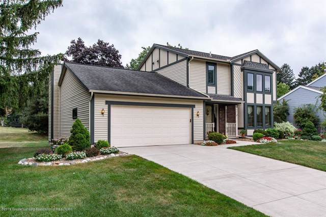 1737 Country View Drive, Meridian Charter Twp, MI 48864 (MLS #630000239974) :: The Toth Team