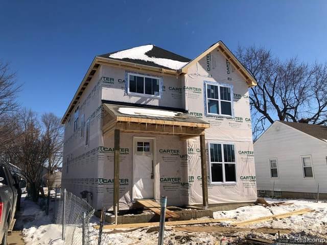 3872 Phillips Avenue, Berkley, MI 48072 (#219085829) :: GK Real Estate Team
