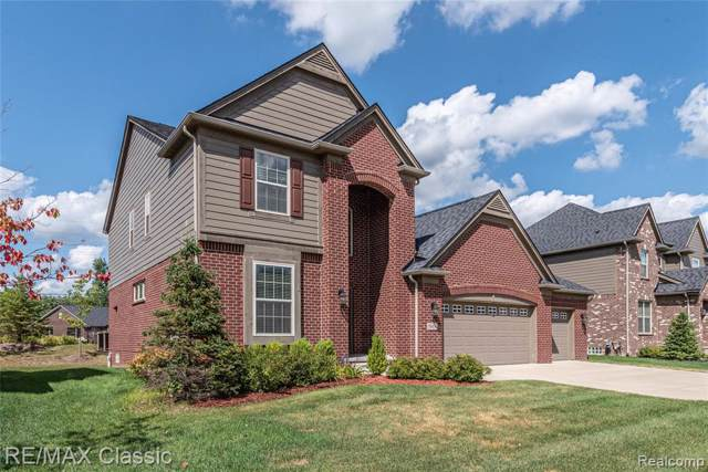 50430 Scarborough Road, Canton Twp, MI 48188 (#219086059) :: The Mulvihill Group