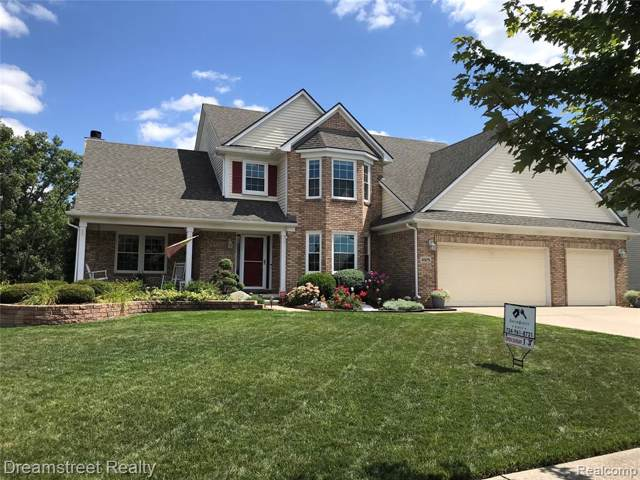 4975 Sycamore Drive, Pittsfield Twp, MI 48197 (MLS #219086782) :: The Toth Team