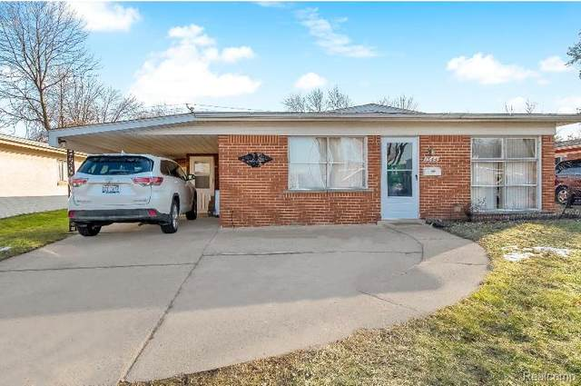 1544 Moulin Avenue, Madison Heights, MI 48071 (MLS #219088277) :: The Toth Team