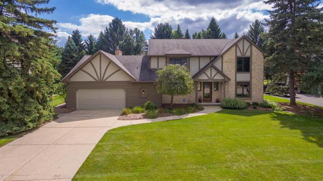 2133 Woodfield Road, Meridian Charter Twp, MI 48864 (#630000240284) :: The Mulvihill Group