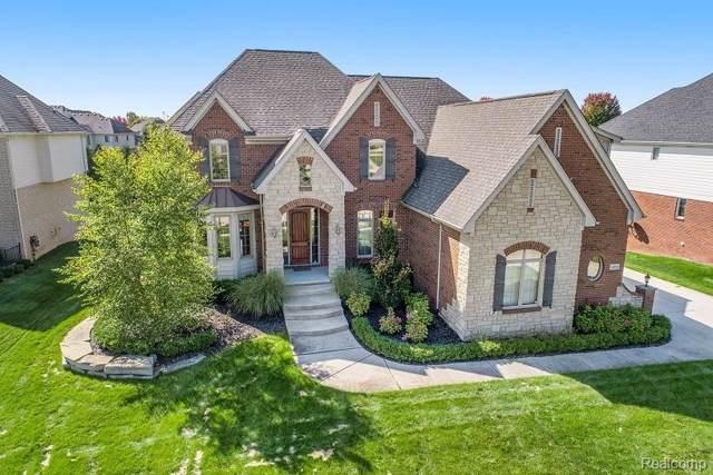 1408 Galena, Rochester Hills, MI 48306 (#219090685) :: The Buckley Jolley Real Estate Team